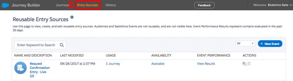 Entry Source creation Admin Page - getawayposts.com